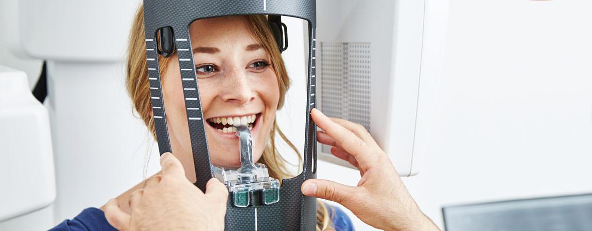 Zahnarztpraxis Ingo Lange - Digitales Röntgen 2
