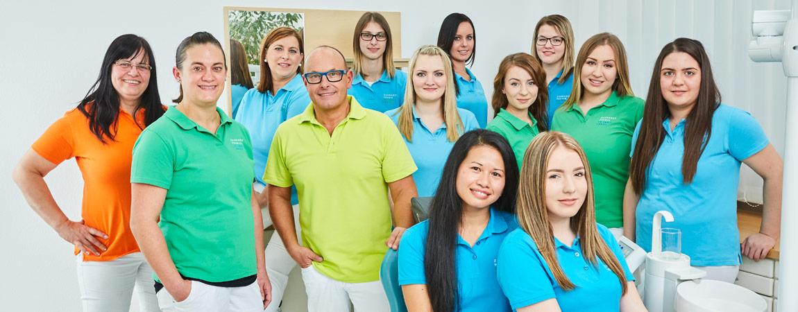Zahnarztpraxis Ingo Lange - Sportschutz 2