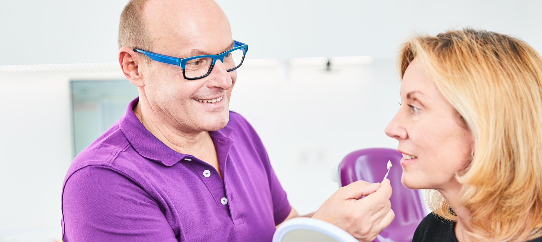 Zahnarztpraxis Ingo Lange - Ästhetische Zahnmedizin 1