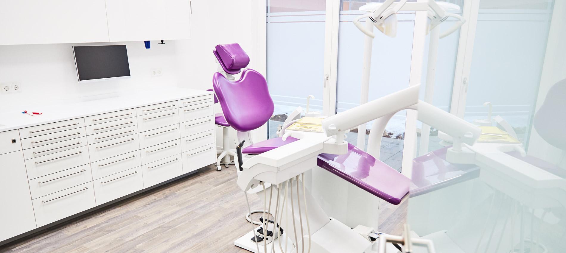 Zahnarztpraxis Ingo Lange - Kiefergelenksbehandlungen 1