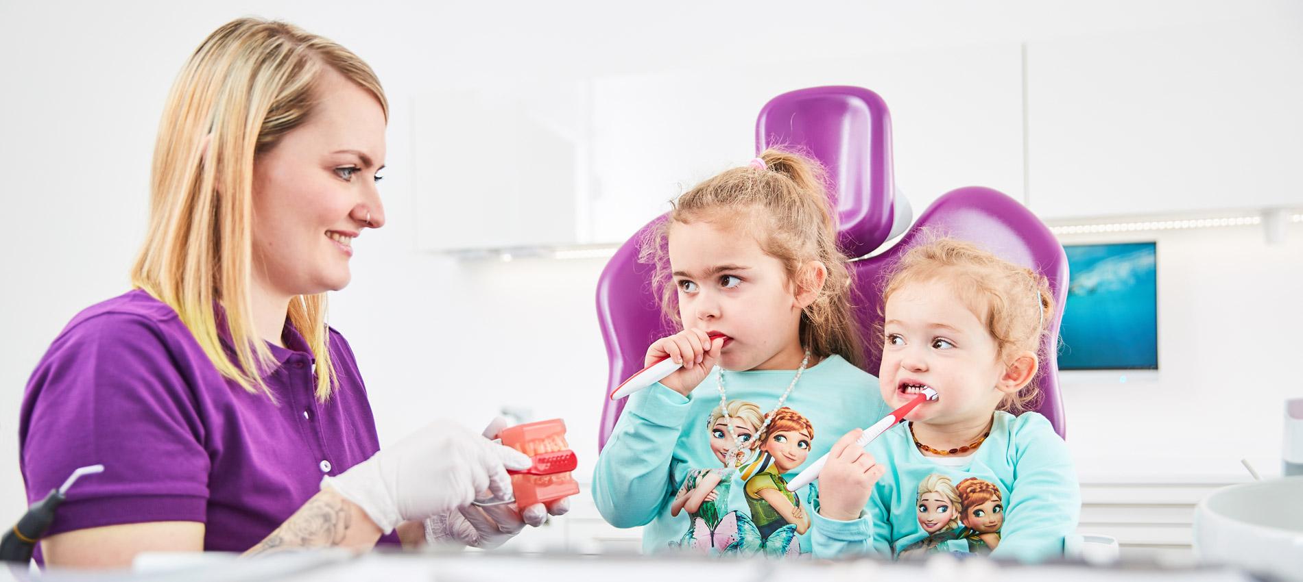 Zahnarztpraxis Ingo Lange - Prophylaxe 1