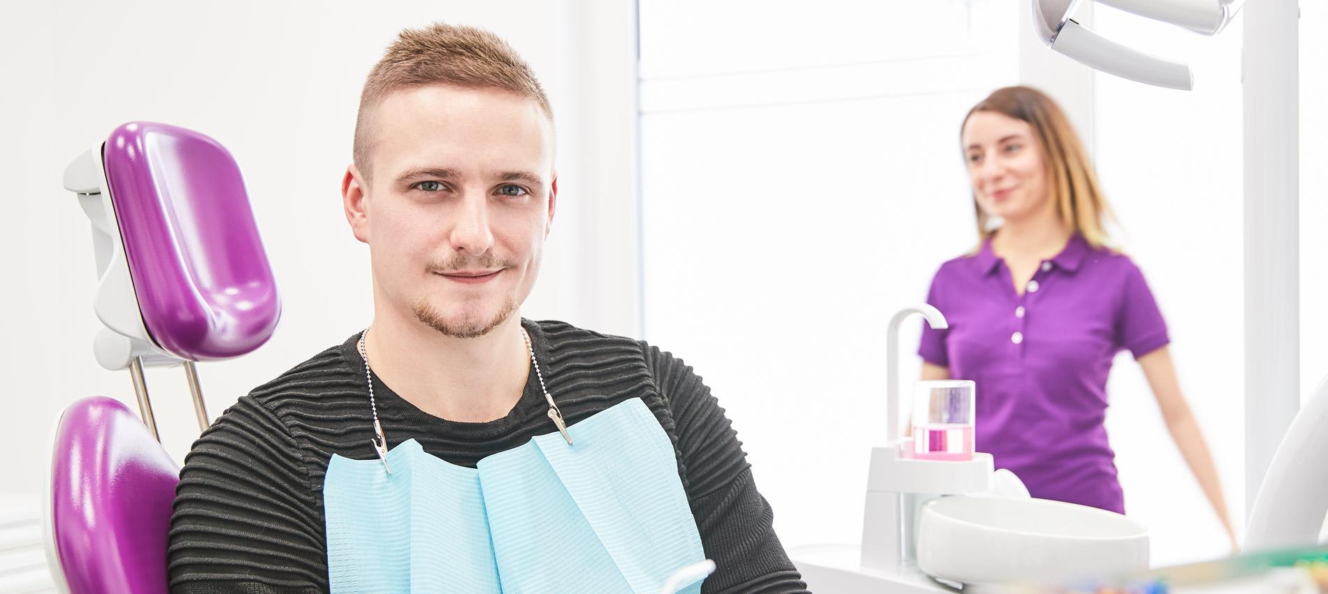 Zahnarztpraxis Ingo Lange - Zahnfleischbehandlung 1