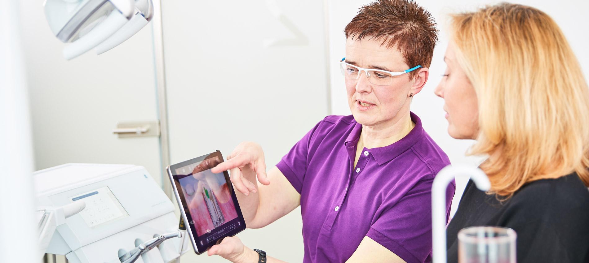 Zahnarztpraxis Ingo Lange - Festsitzender Zahnersatz 1