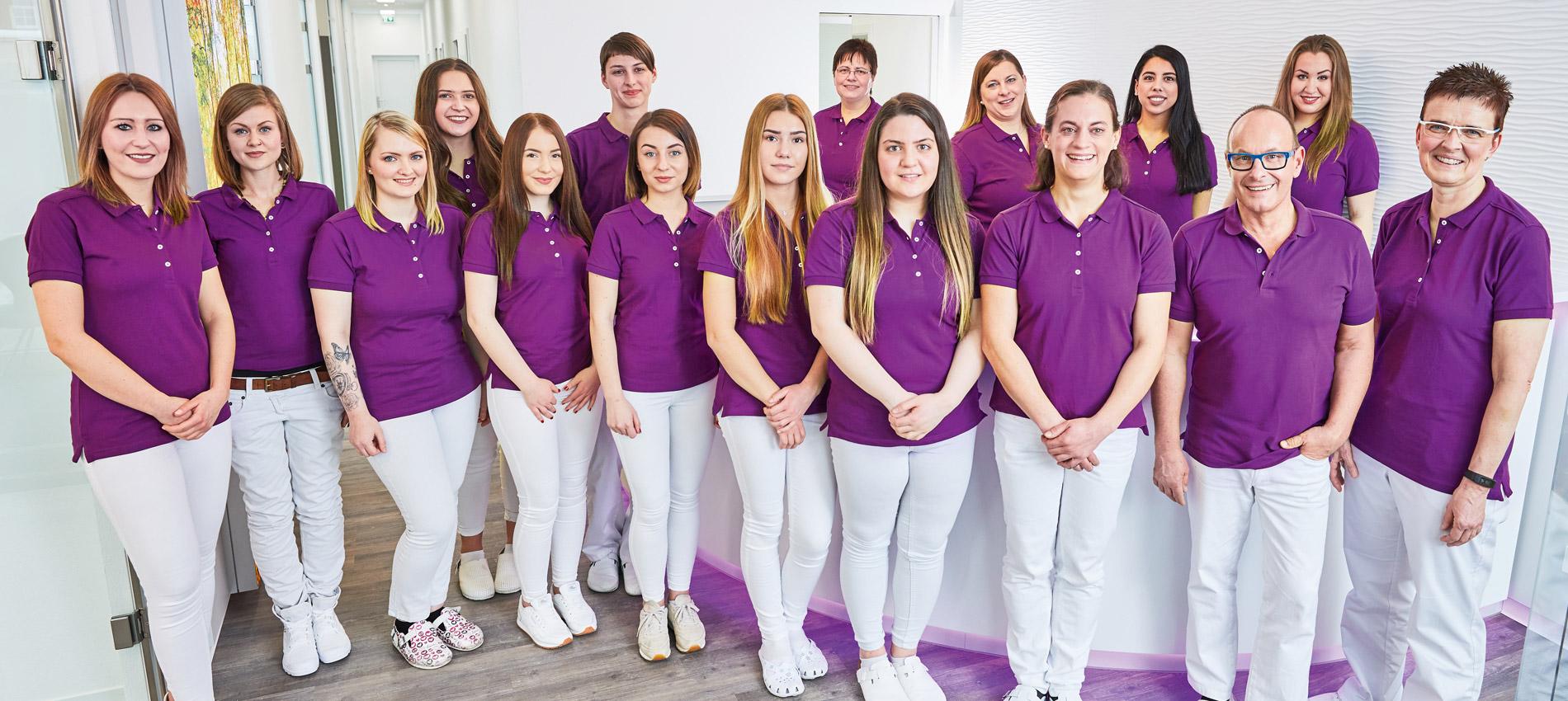 Zahnarztpraxis Ingo Lange - Team 1